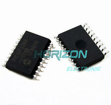 10pcs PIC16F628A-I/SO MCU FLASH 2KX14 EEPROM 18SOIC Microchip
