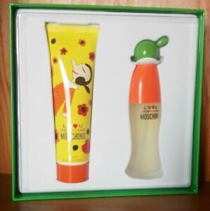 L-039-eau-Cheap-and-Chic-Moschino-Eau-toilette-50ml-Spray-body-lotion