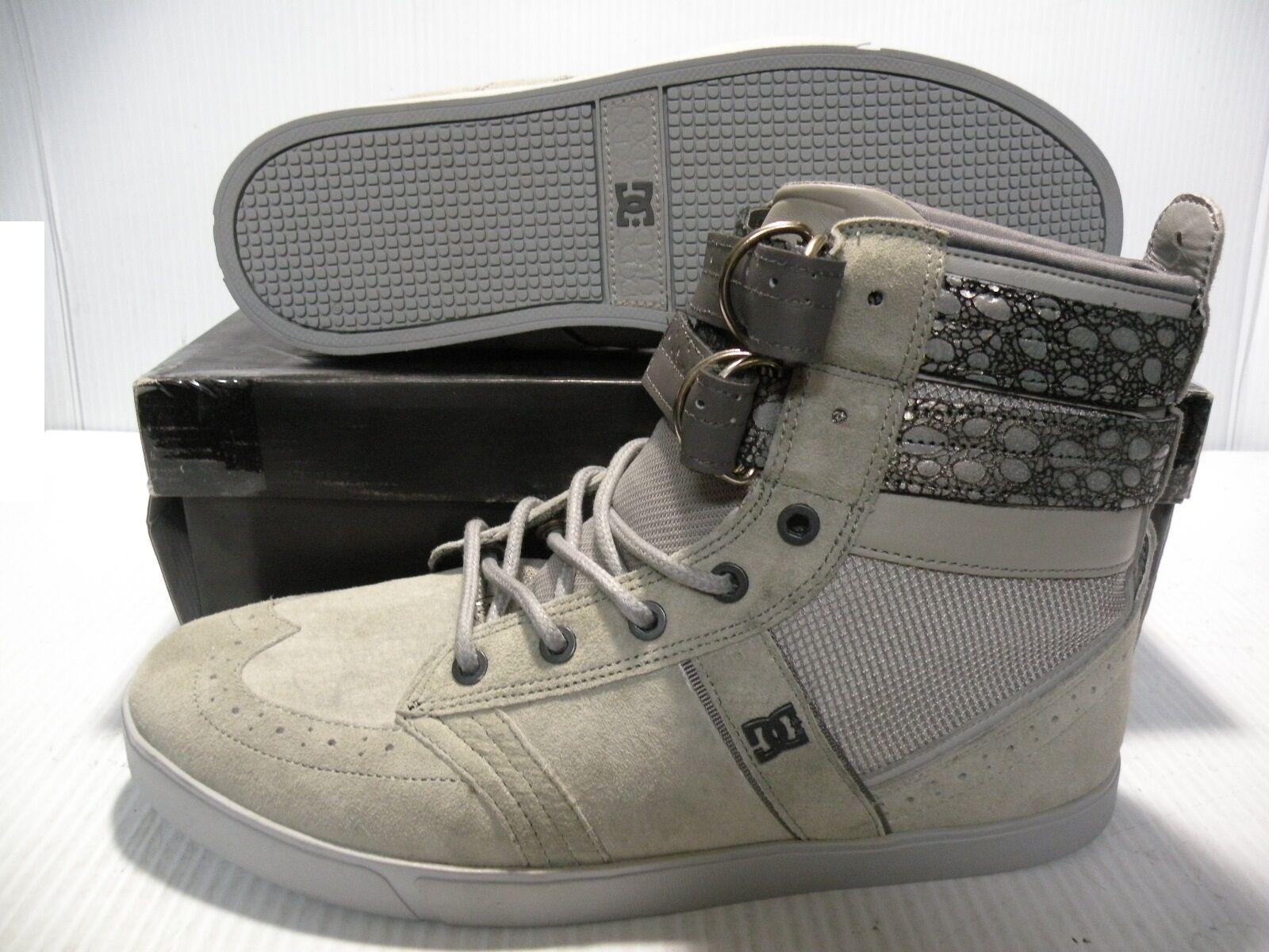 DC ADMIRAL blancoo Hi Zapatillas Hombres Zapatos de cemento Colección LIFE  02504 Nuevo