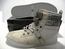 DC ADMIRAL WT HI LIFE COLLECTION SNEAKERS MEN SHOES CEMENT 302504 SIZE 11.5 NEW
