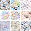 46PCS-Kawaii-Stamps-Stickers-Stationery-DIY-Scrapbooking-Diary-Stickers-Set-Lots thumbnail 1
