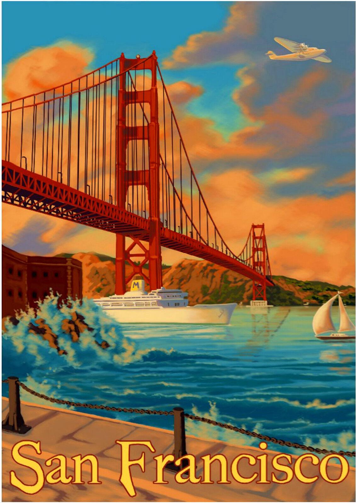 Открытка мосты
