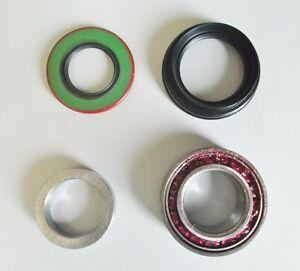 für Nissan Navara 2.5 dCi D40 VORDERRADLAGER Radlager Set mit Sensor Outlaw