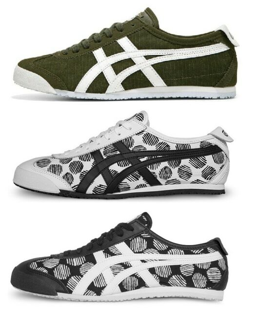 check out 4fbdf be617 SHOES ASICS ONITSUKA TIGER MEXICO 66 D620N D2J4L DL408 LIMITED EDITION  CANVAS