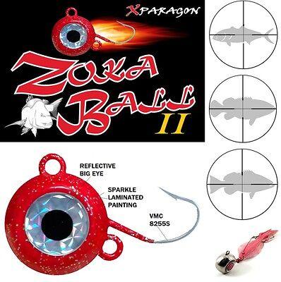 X PARAGON KABURA & BAITING SYSTEM ZOKA BALL II SPARKLE 130g