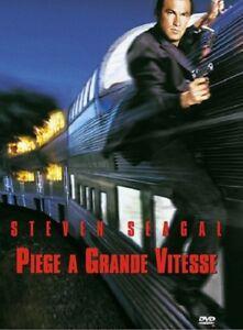 Piege-a-grande-vitesse-Steven-Seagal-Eric-Bogosian-DVD-NEUF