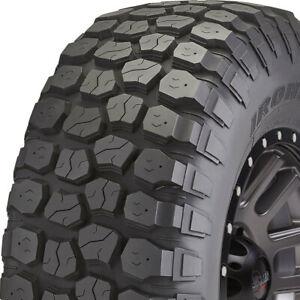 4 New LT285/70R17 E Ironman All Country MT Mud Terrain Mud Terrain Tires