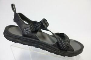 Black Sz 10 Men Water Hiking Sandals