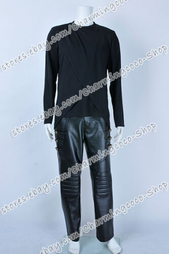 Star Trek Cosplay Into Darkness Khan Costume Leather Suit Full Set High Quality