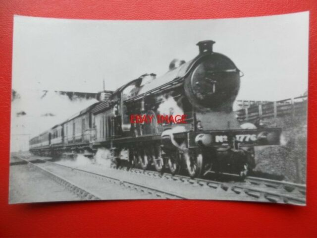 PHOTO  LNER EX NER CLASS V LOCO NO 1776