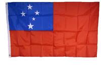 3x5 Samoa Samoan Country 210d Nylon Flag 3'x5' Brass Grommets 2 Clips