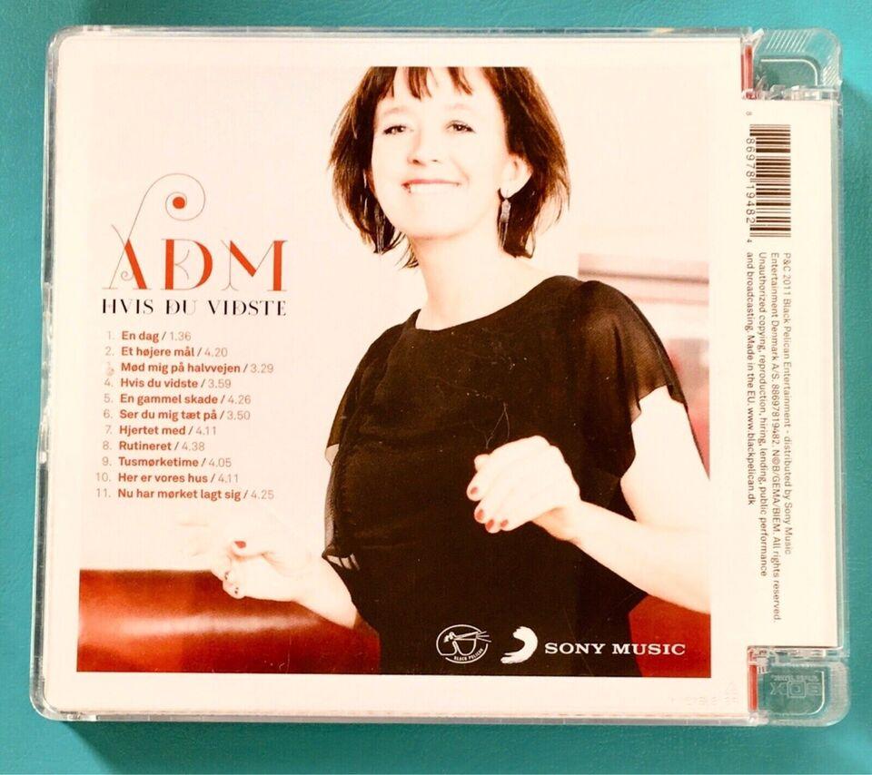 Anne Dorte Michelsen: Hvis du vidste, pop