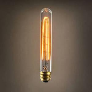 Image Is Loading E27 60W Vintage Antique Retro Light Filament Edison