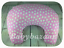 DELUX-BREAST-FEEDING-MULTIPURPOSE-SUPPORT-PILLOW-MATERNITY-NURSING-WITH-COVER thumbnail 91