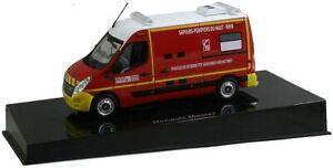 Norev 518769 Renault Master 2011 Pompiers VSAV véhicule miniature 1/43