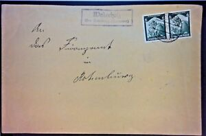 Germany-1935-Cover-w-6pf-Pair-Z1209