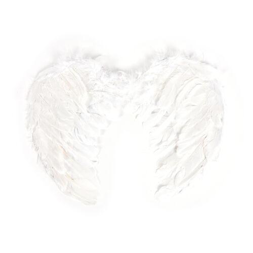 Feather Fairy Angel Wings Fancy Dress Costume Halloween Party Hen Night Cospl Zd