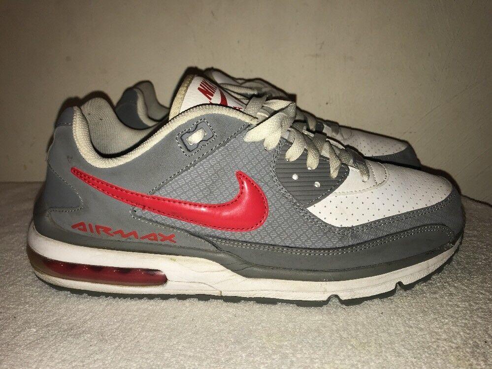 Hombres Nike Air Walk Max Wright Run / Walk Air Hum Rojo y gris comodo el último descuento zapatos para hombres y mujeres bcfa29