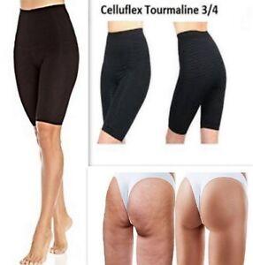 NEW Anti-Cellulite Calorie Burning Slimming Leggings RESULTS IN 30 DAYS BLACK