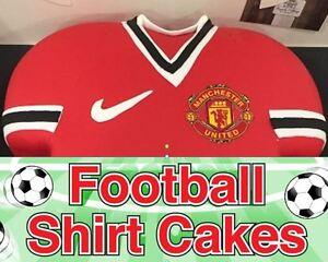 Football Shirt Badge and Make Edible Icing Strip - For Shirt Shaped ... e1c3021b5