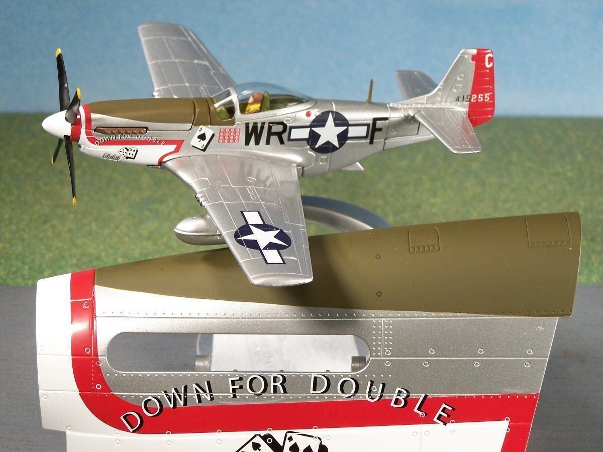 CORGI  P-51D Mustang   Down pour double   Nez Art  US32226