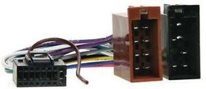 KENWOOD-Cable-D-039-AutorADio-Radio-Voiture-Connecteur-Fiche-DIN-ISO-16