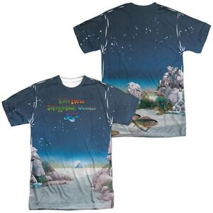 Si-UFFICIALE-TALES-FROM-TOPOGRAPHIC-OCEANS-ALBUM-RECORD-Cover-Top-T-shirt