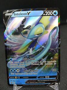 Sword and Shield Inteleon V SWSH016 Pokemon Promo