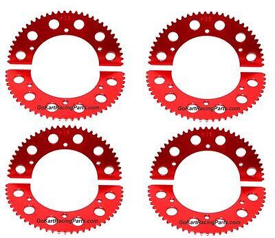 #35 Chain Sprocket Go Kart Racing 71-75 Tooth Mini Bike Gear Hub Split Sprockets