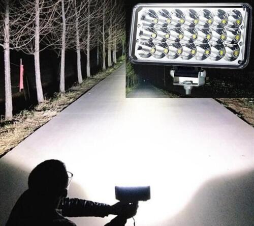 12V 105W Motorcycle ATV Scooter Moped Boat Spot Light Waterproof LED Head light