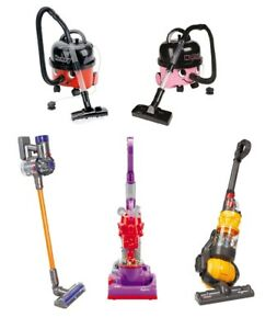 Casdon-Pretend-Role-Play-Toy-Playset-Hoover-Vacuum-Henry-Hetty-Dyson-Hoovers