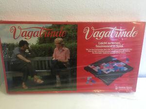 VAGABUNDO-Strategiespiel-von-Invicta-Raritaet-neu-und-OVP-Tetris-Analog-Brett