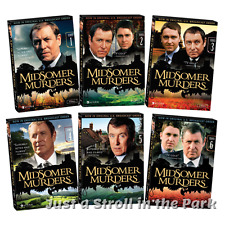 Midsomer Murders: Mystery TV Series Complete Seasons 1 2 3 4 5 6 Box/DVD Set(s)
