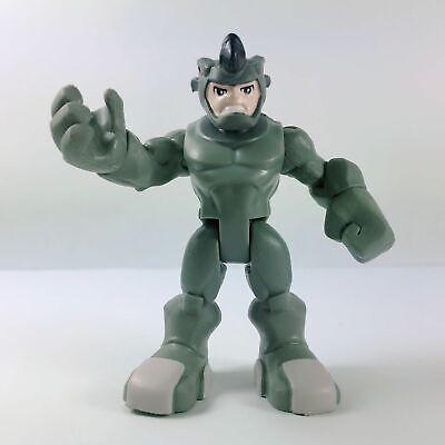 Playskool Heroes Marvel Super Hero Adventures Rhino Hasbro Action Figure
