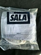 Dbi Sala 1299996 3m Fall Protection 25 58 Dpln Lifeline Rope With Single Snap