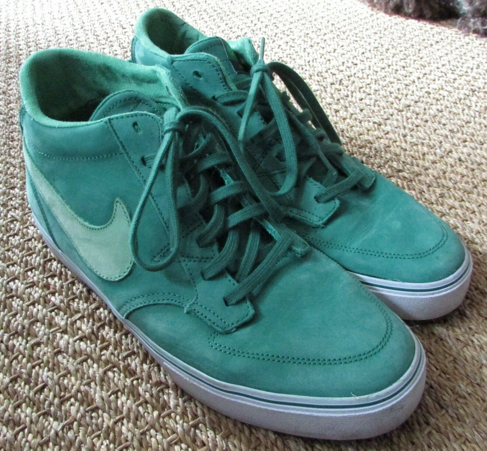 Nike Braata LR Mid Premium verde scarpe da ginnastica 458699  -300 Dimensione 11  popolare