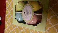 Pottery Barn Easter Egg Cups/set Of 4
