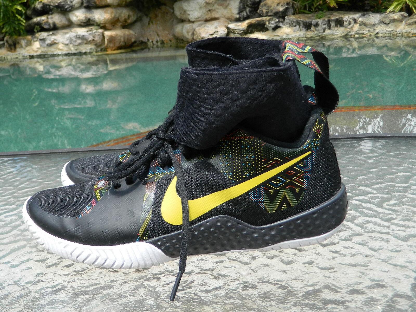 Authentic Nike Ltd Ed Aztek Hyperdunk Flyknit Womens Sz 8 EUC Sneakers