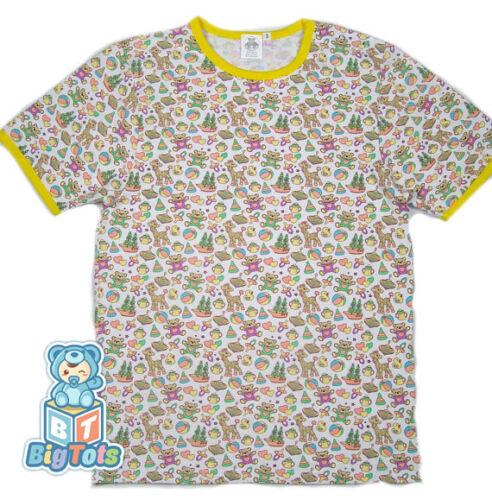Boy Short Sleeve Cotton T-Shirt Round Neck Tops Summer Kids Clothes Cartoon X2E4
