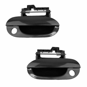 Details about Front Outside Door Handles Non-Remote Lock - PAIR - Fits  97-03 BMW E39 5 Series