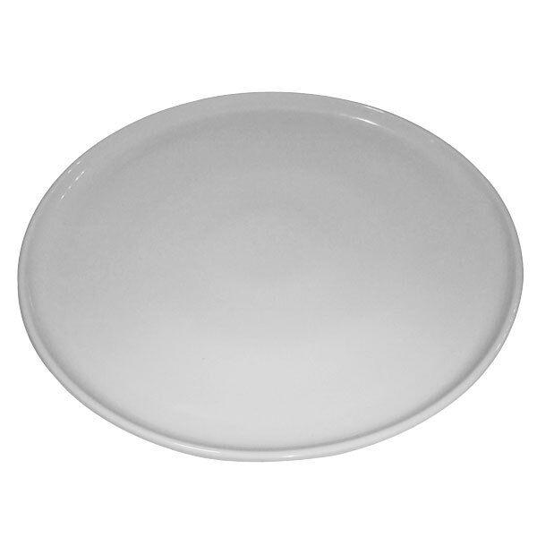 Pirofila Vassoio Piatto Pizza da forno in ceramica vari Farbei 48xH2 cm