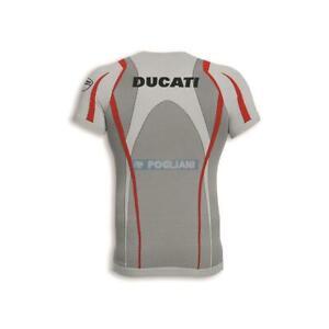 T-shirt Senza Cuciture Manica Corta Cool Down Originale Ducati 98104002