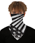 thumbnail 8 - Face Mask Bandana Headwear Covering Neckerchief Neck Gaiter Scarf with Loops Ear