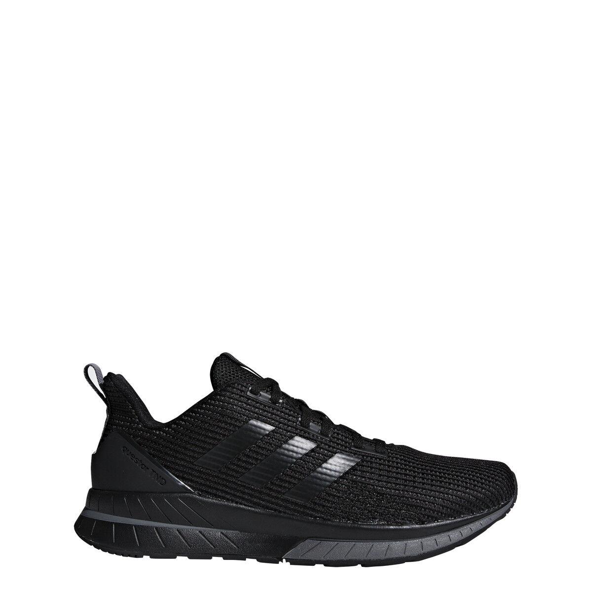 Mens Adidas Questar TND Black Athletic Running Sport shoes B44799 Sizes 10-12
