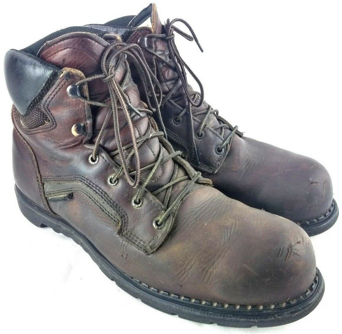 Red Wing 926 Mens Sz 13D Insulated Electrical Hazard 6-Inch Boot 54-12