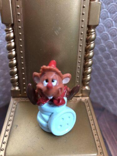 Jaq Jaq Red Mouse Cinderella Pet Figure Toy Disney Princess Doll Wardrobe