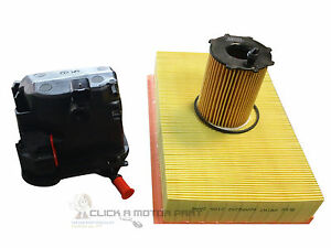 Image Is Loading OIL FILTER AIR FILTER FUEL FILTER SERVICE PARTS