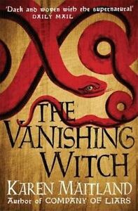 The-Vanishing-Witch-By-Maitland-Karen-in-Used-but-Acceptable-condition