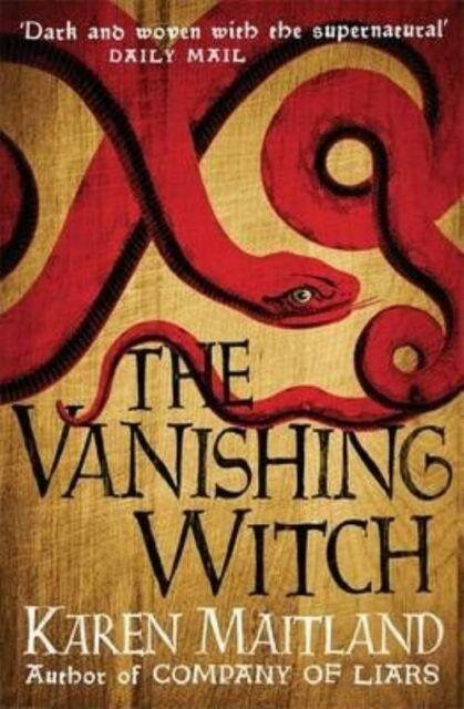 (Good)-The Vanishing Witch: A dark historical tale of witchcraft and rebellion (