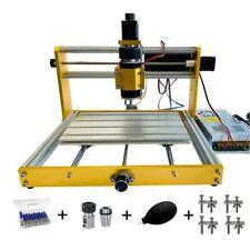 Mini Wood Cnc 3018 Plus Router Engraver Milling Machine 300500w With Laser Head